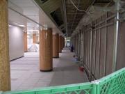 日本橋室町 地下拡幅